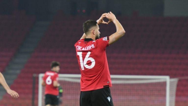 Албания - Казахстан 3:1