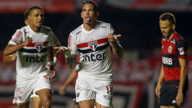 Сао Пауло - Фламенго 3:0