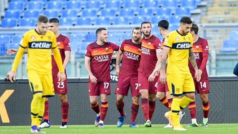 Рома - Парма 3:0
