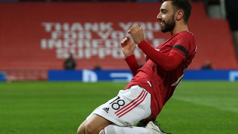 "Ман Юнайтед взе сладък реванш над Истанбул Башакшехир след 4:1 на ""Олд Трафорд"""