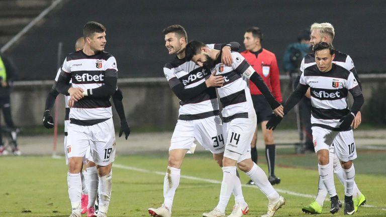 Димитър Илиев направи резултата класически срещу Ботев