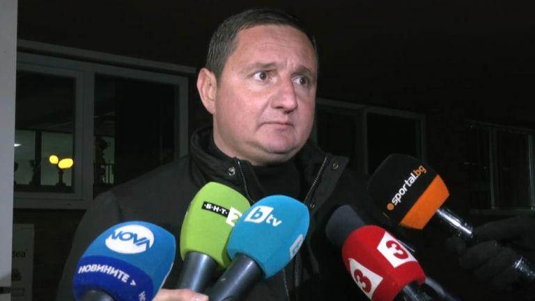 Асен Караславов: Извинявам се на феновете на Ботев, това е най-тежката загуба в живота