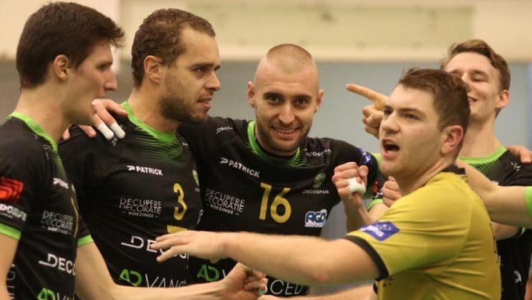 Трифон Лапков MVP с 26 точки в Белгия (видео + снимки)