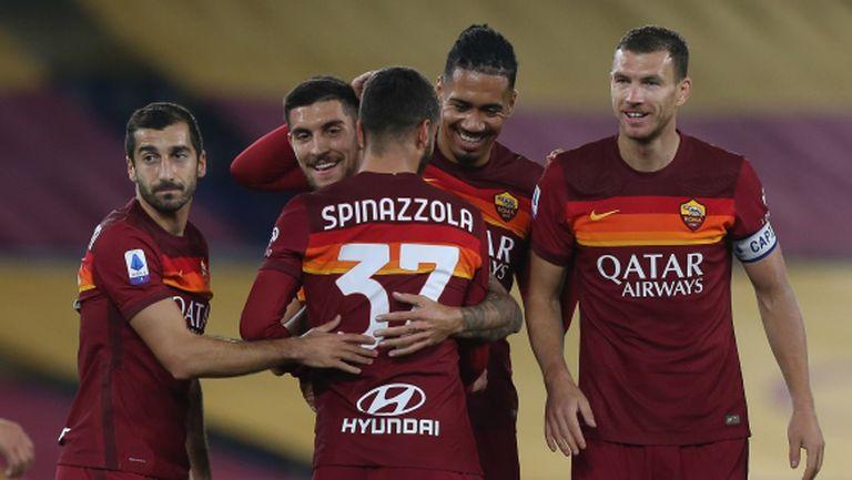 Рома се отпуши след нулите срещу ЦСКА-София (видео)