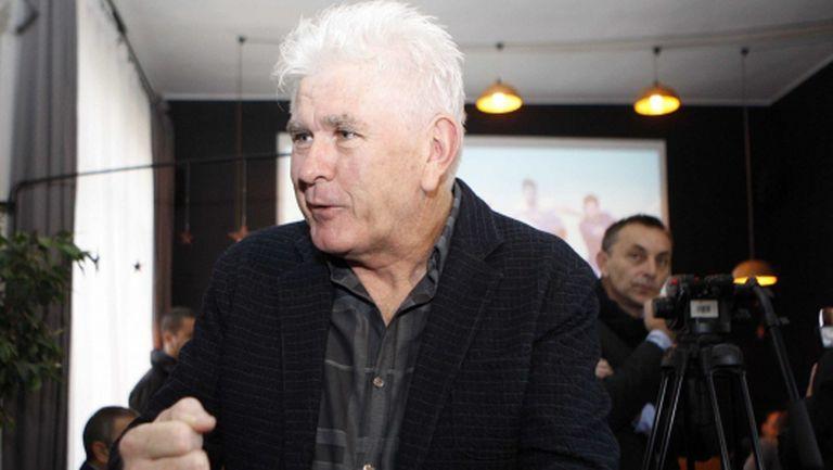 Пол Макнами: Стискаме палци Григор да дойде