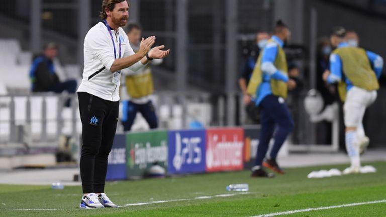 Андре Вилаш-Боаш критикува марсилци след поражението от Порто