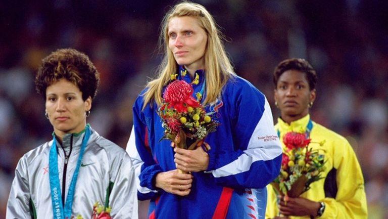 Ирина Привалова ще се кандидатира за президент на Руската атлетическа федерация