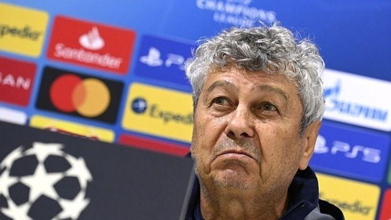 Луческу: В момента Барселона няма състав, който да може да спечели ШЛ