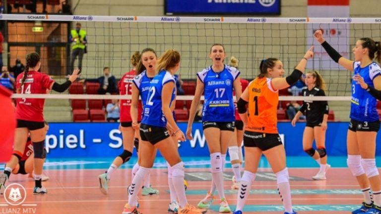 Мира Тодорова и Щутгарт сразиха Дрезднер в дербито на Германия