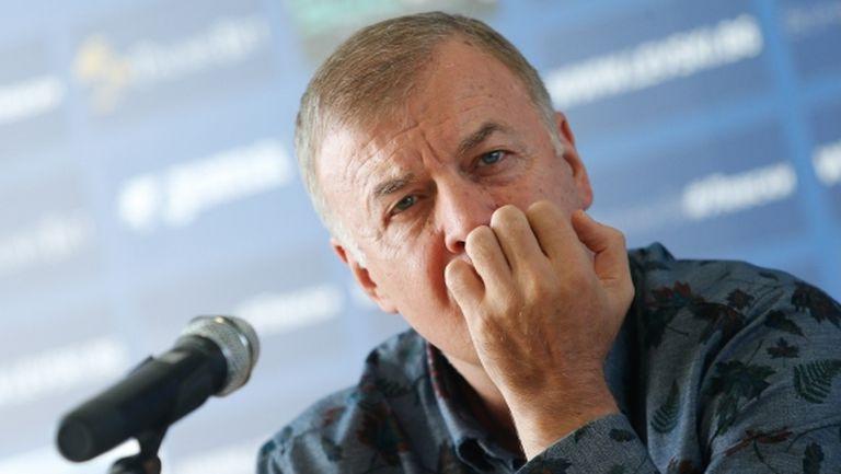 Сираков: Стоянович поема Левски от понеделник