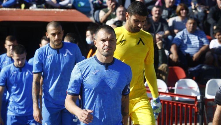Ясни са имената на 11-те футболисти от Левски с COVID-19