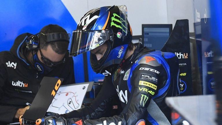 Братът на Валентино Роси ще кара в MotoGP през 2021 година