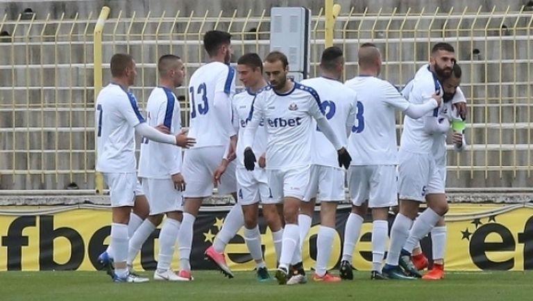 Монтана с група от едва 16 футболисти за мача с ЦСКА-София