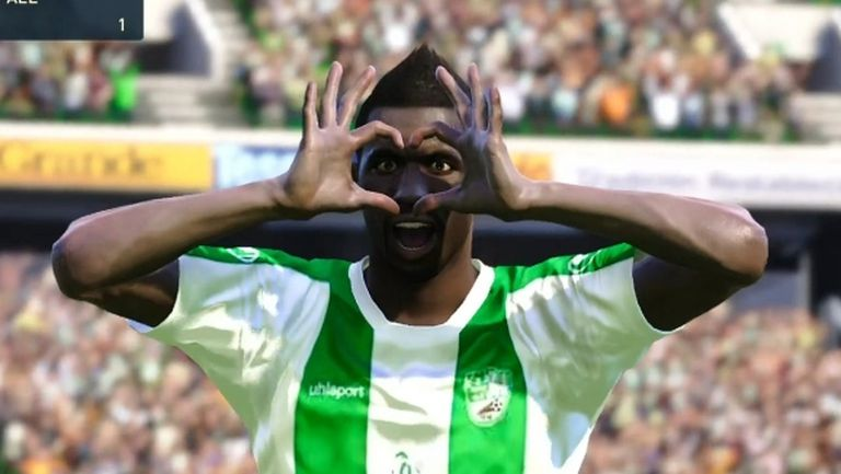 Играч на Берое победи Царско село със своя тим в WINBET е-футбол лига (видео)