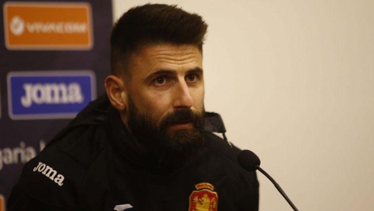 Илиев: Няма как да излезем, да се разходим и да им вкараме няколко гола, не сме Испания (видео)