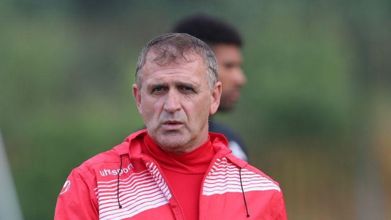 Бруно Акрапович уточни всички детайли по договора си с ЦСКА-София