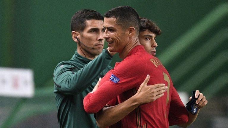 Кристиано Роналдо се поздрави с поредно постижение за историята