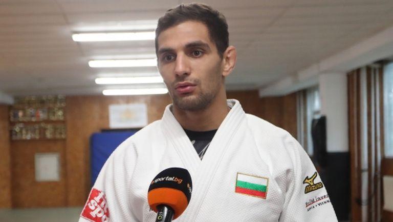 Ивайло Иванов пред Sportal.bg: Тръгвам за ЕП с амбиция за медал