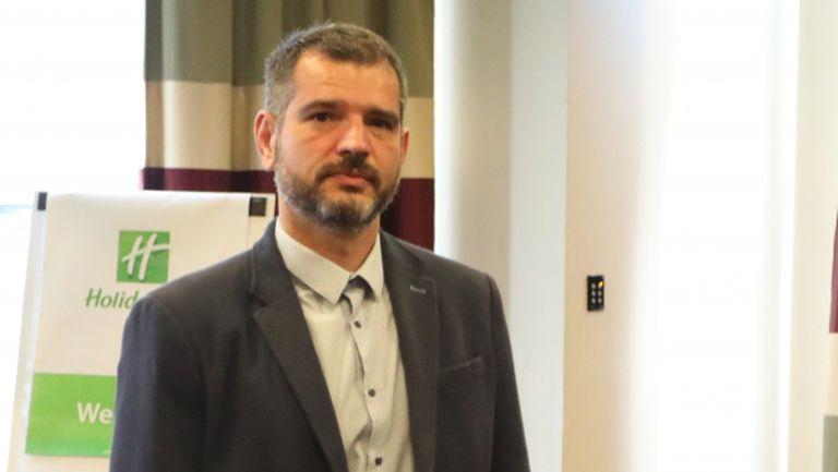 Босът на Националната волейболна лига Атанас Гаров: Дано не спрат първенството