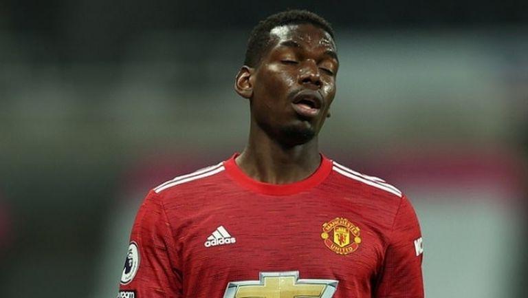 Дешан: Погба е повлиян психически от ситуацията в Манчестър Юнайтед