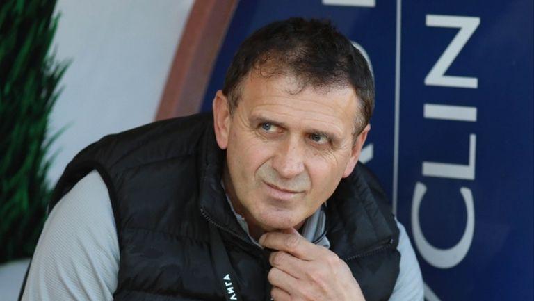 Акрапович: Стоя начело на най-големия клуб в България, с 4 главни букви
