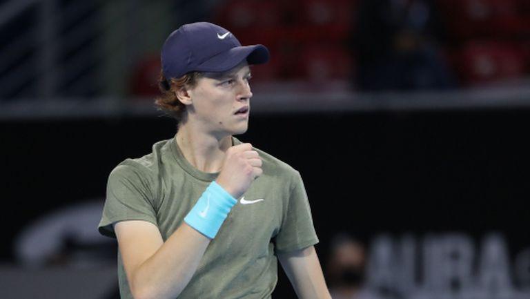 Синер посочи кой е любимият му тенисист