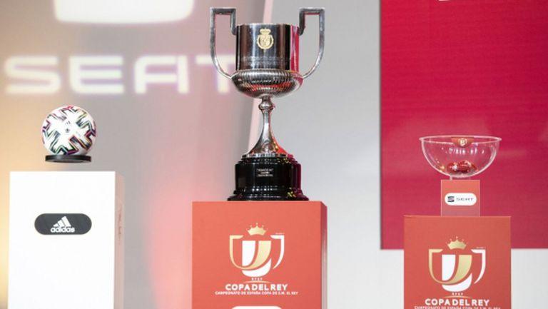 В Испания изтеглиха жребия за първия кръг на Ла Копа