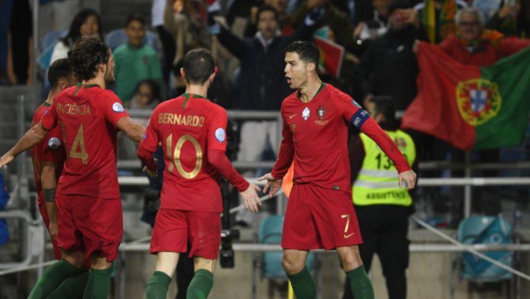 Легендата Даеи: За мен ще бъде чест Роналдо да подобри рекорда ми (видео)