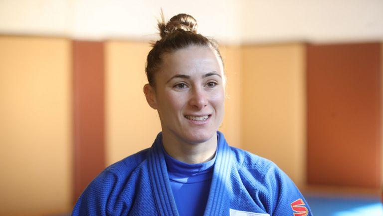 Герчев и Илиева са полуфиналисти на Европейското по джудо