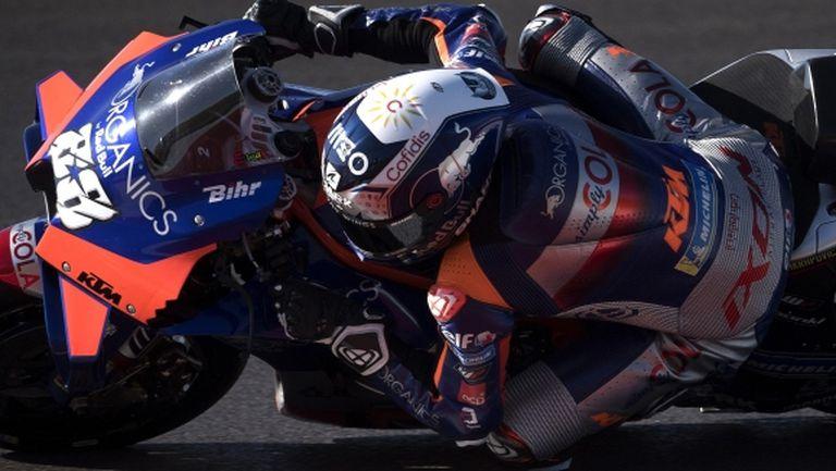 Оливейра спечели последната квалификация в MotoGP за 2020 година