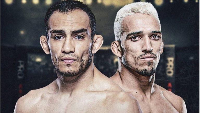 Тони Фъргюсън срещу Чарлз Оливейра на UFC 256
