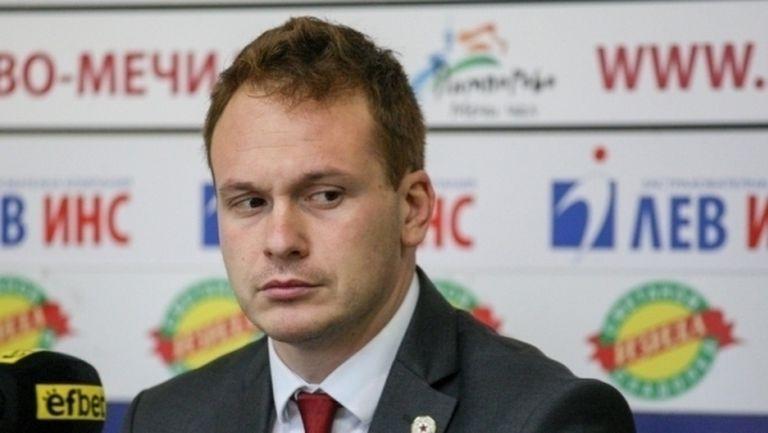 Гьонов: Реално е да бъдем в топ 3 отборите на България