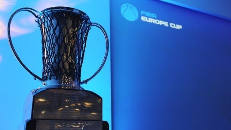 Нов формат на ФИБА Къп и нови съперници за Балкан и Рилски спортист