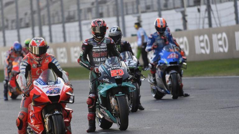 Стартът на сезон 2021 в MotoGP под въпрос?