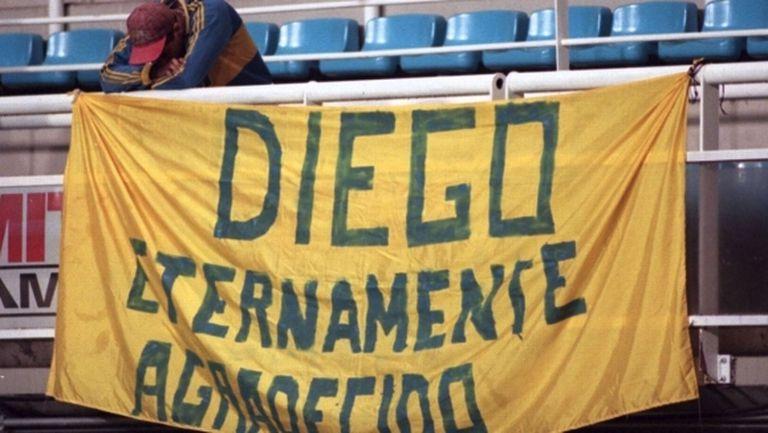 Мачът на Бока отменен заради смъртта на Марадона