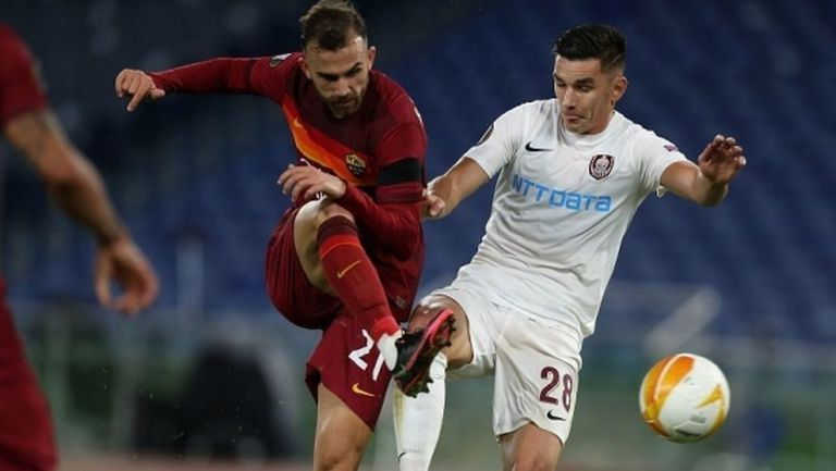 Рома направи очакваната крачка в групата на ЦСКА-София (видео)