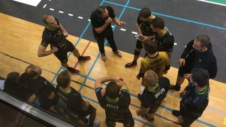 Трифон Лапков и Менен загубиха полуфинал за Купата на Белгия