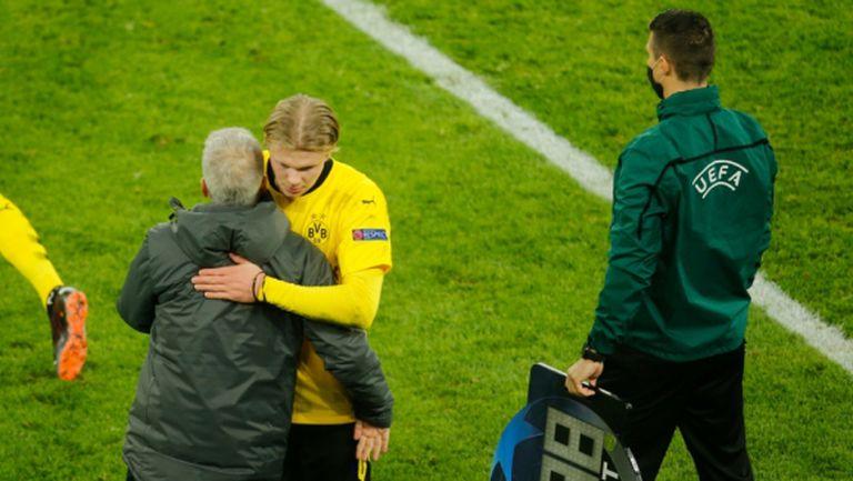 """В Дортмунд виждат Холанд """"дълго време"""" в клуба"""
