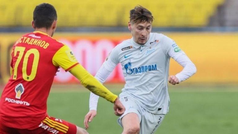 Силен мач на Жоро Костадинов срещу Зенит (видео)