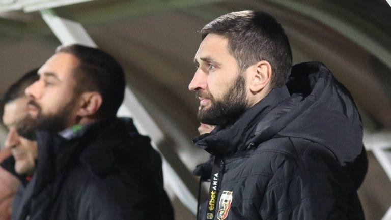 Тунчев: Искахме да измием този срам, няма да направите интрига между мен и Гонзо