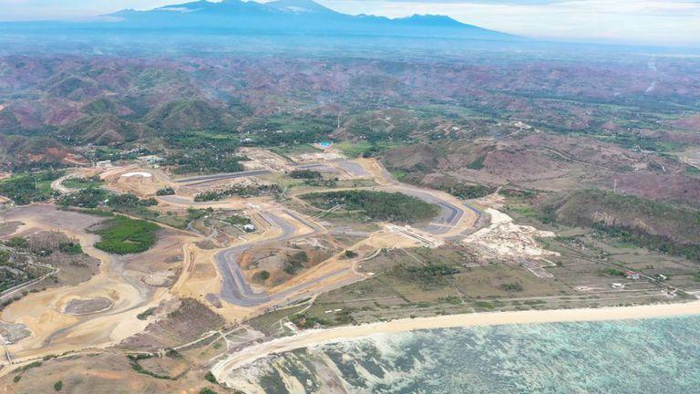 ООН осъди строителството на новата писта за MotoGP в Индонезия