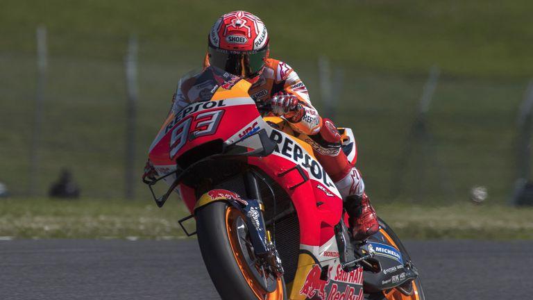 Марк Маркес се завръща в MotoGP
