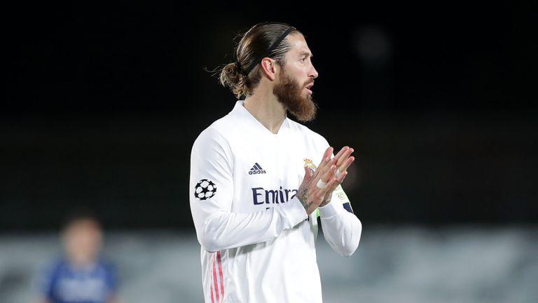Рамос за първи път пропуска мач срещу Барселона в Ла Лига, Меси изравнява рекорд на защитника