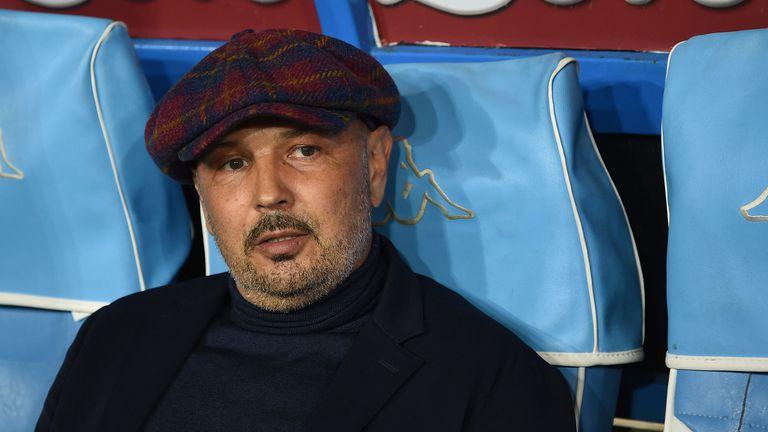 Михайлович: Май донесох лош късмет на Спинацола