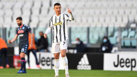 От ПСЖ решили да заменят Мбапе с Кристиано Роналдо