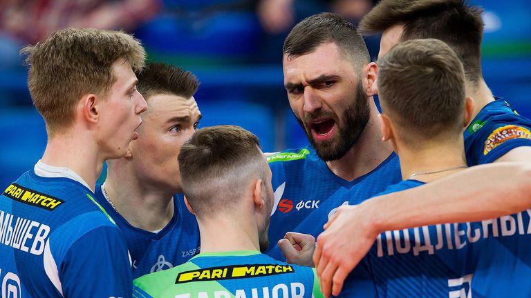 Цветан Соколов и Динамо (Москва) излизат в спор за титлата на Русия със Зенит (Санкт Петербург)
