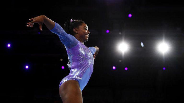 Симон Байлс може да участва и на Олимпиадата в Париж през 2024 г.
