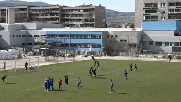 Гроздин се разписа за втори път срещу Балкан