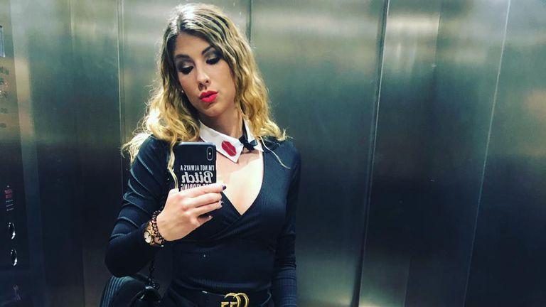 Провокативна унгарка със скандални разкрития за футболисти на Юнайтед😱