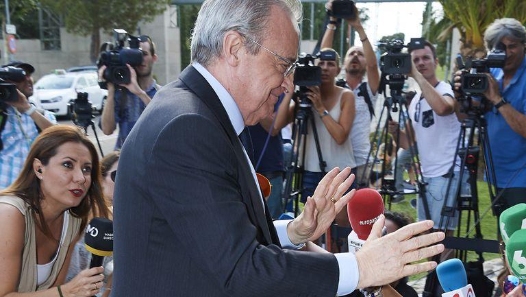 Непоклатим: Перес остава начело на Реал М за още един мандат